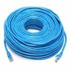 Meilleurs prix 50M/164Feet RJ45 CAT6 CAT6E Ethernet Internet LAN Wire Networking Cable Cord Blue