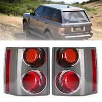 Rear Left/Right Car Tail Light Assembly Brake Lamp Yellow+Red for Range Rover Vogue L322 2002-2009