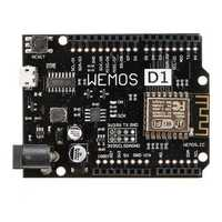 WeMos® D1 R2 V2.1.0 WiFi Uno Module Based ESP8266 For Arduino Nodemcu Compatible