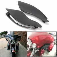 Batwing Fairing Side Wing Deflector For Harley 14-16 Electra Street Glide