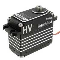 GDW BLS892 BLS895 26KG HV Brushless Digital Swashplate Lock Tail Servo For 550 SAB 700 Helicopter