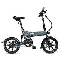 FIIDO D2 36V 7.8Ah 250W 16 Inches Folding Moped Bicycle 25km/h Max 50KM Mileage Electric Bike