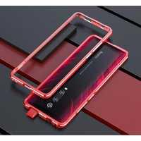 Bakeey Luxury Bumper Shockproof Aluminum Metal Frame Protective Case for Xiaomi Mi 9T/ Xiaomi Mi 9T Pro / Redmi K20 / Redmi K20 Pro