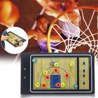 Professional Double Side PVC Accurate Magnetic Basketball Training Tactical Board