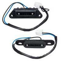Car Sliding Door Contact Switch 2PCS Kit for Toyota Hiace 1989-2005 Left Driver Right Door Central Locking