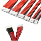 Offres Flash Lipo Battery Charger Silicone Wire Balance Extension Cable 2S 3Pin 3S 4Pin 4S 5Pin 6S 7Pin 8S 9Pin 2.54XH 30cm