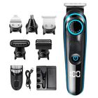 Acheter au meilleur prix SH-1831 5 In 1 Multifunctional Electric Hair Clipper Shaver USB Charging Beard Shaver Body Trimmer Nose Trimmer for Home Man Child Hair Cutting