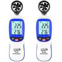 Wintact WT82 WT82B bluetooth Digital Anemometer Mini Wind Speed Meter Wind Meter Temperature Measurement ℃/℉