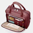 Meilleurs prix Brenice Women Designer Travel Laptop Bag Solid Crossbody Bag