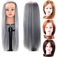 Hair Training Mannequin Practice Head