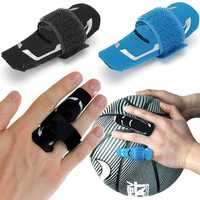 Outdoor Basketball Finger Support Finger Splint Brace Support Protector Belt Bandage Pain Relief