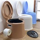 Discount pas cher Portable Travel Toilet Compact Potty Bucket Seats Waste Tank Lightweight Outdoor Indoor Toilet For Camping Hiking Boating Caravan Campsite Hospital