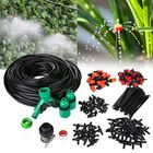 Meilleurs prix DIY 40M Micro Drip Irrigation System Agriculture Sprinkler Garden Plant Flower Automatic Watering Tool