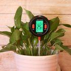 Meilleurs prix 5 in 1 Soil Tester PH Water Moisture Meter Garden Plants Flowers Moist Tester Water Quality Plants Hydroponics Analyzer Measurement