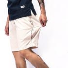 Offres Flash Mens Summer Breathable Linen Cotton Shorts Pants