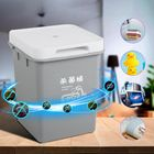 Meilleur prix 28*26*22cm Multifunctional UVC Germicidal Disinfection Box Household Health Care Tablet Clothes Phone Sterilizer Sterilization Box