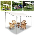 Les plus populaires 3 Size Sun Shade Sail Garden Patio Sunscreen Awning Canopy Screen UV Block Top Cover