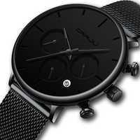 CRRJU 2271 Men Atmospheric Dial Quartz Watch