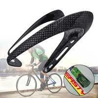 BIKIGHT Ultralight 3K/UD Full Carbon Fiber Cycling Bicycle Bike Water Bottle Cages Bike Holder Rack