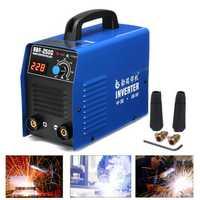 MMA-250G 220V Electric LCD IGBT Inverter ARC Soldering Welding Machine