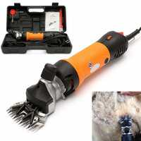 220V 690W Electric Shearing Machine For Sheep Goat Clipper Shearing Clipper Tool Set