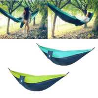 XIAOMI Hammock Swing Bed 1-2Person Parachute Hammocks Max Load 300KG for Outdoor Camping Swings