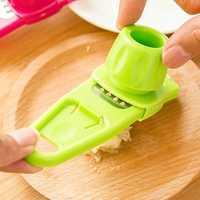 Creative Manual Garlic Ginger Masher Grinding Tool Machine Garlic Presser Crusher Cutter