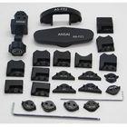 Les plus populaires 26 in 1 GTOOLS GB1100 iCorner Kit for iPod iPad iPhone 5 5S 6 6Plus 6s Corner Sidewall Bend Repair Tool Set