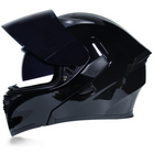 Acheter JIEKAI ABS Crashworthiness Protection Full Face Double Lens Men And Women Motorcycle Scooter Helmet