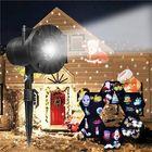 Recommandé 6 Patterns Laser projector LED Stage Light Moving Landscape Christmas Halloween Party Decor