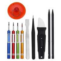 10pcs Repair Tools Opening Pry Screwdriver Kit for Cell Phone iPhone 6/6s/7 Plus iPad