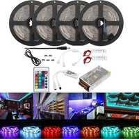 20M 2835 RGB Flexible Waterproof LED Strip Light Kit Alexa Smart Home Wifi Control APP AC110-240V