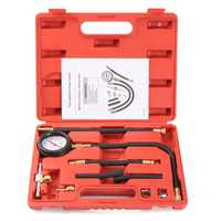 Pump Pressure Testers Injection system Test Gauge Set Car Testing Repair Tool