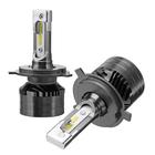 Meilleurs prix Markcars F6 Car LED Headlights Bulb Fog Lamp H1 H4 H7 H11 12-24V 70W 10000LM 6000K White