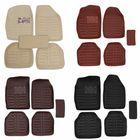 Acheter au meilleur prix 5Pcs/Set Car Floor Mats Front Rear Liner Waterproof Universal Vehicle Carpets