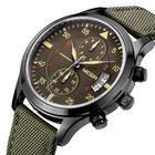 Meilleurs prix MEGIR ML2021G Chronograph Calendar Men Quartz Watches