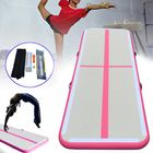 Acheter au meilleur prix 118 x 35.4 x 4inch Inflatable GYM Air Track Mat Floor Airtrack Gymnastics Mat Set with Pump and Repair Kit