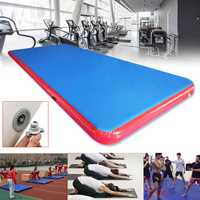 236.2 x 78.74inch nflatable GYM Air Track Mat Airtrack Gymnastics Mat Tumbling Practice Training Pad With Repair Kit