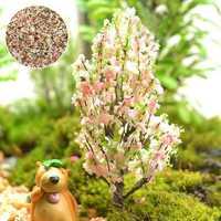 DIY Handmade Building Model Material Grass Tree Powder Yellow Mixture Pollen