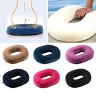 Meilleurs prix Donut Memory Foam Pregnancy Seat Cushions Chair Car Office Home Soft Back Pillow