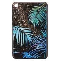TPU Back Case Cover Tablet Case for XIAOMI Mipad 4 - Salix leaf Version