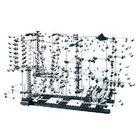 Meilleurs prix SpaceRail Level 9 70000mm Rail DIY Educational Toys NO.231-9