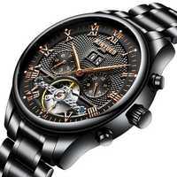KINYUED JYD-J012 Working Sub-dial Automatic Mechanical Watch