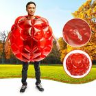 Offres Flash 90cm Inflatable Buddy Bumper Ball Body Bubble Ball Adult Soccer Suits Outdoor Pool Games Toys