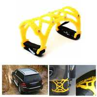 165-265mm Tire Anti Skid Belt Snow Chain Dual Hook for Car SUV Truck