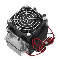 Portable 12V 15A Electronic Cooling Equipment Small Air Conditioning Cooling System Module
