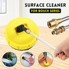 Meilleurs prix Rotary Surface Pressure Washer Deck Wall Patio Cleaner Surface Cleaning Machine Floor Brushing For Bosch Series