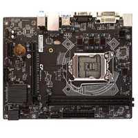 Colorful® C.H110M-K V21 H110 Chip M-ATX Motherboard Mainboard for Intel LGA1151