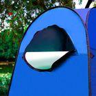 Acheter au meilleur prix 120x120x190cm Automatic Clothes Room Mobile Toilet Shower Fishing Camping Dress Bathroom Tent