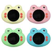 H312 Children Camera Cute Frog Animal 1.54 inch HD Screen Wide Angle 120° With Board Game Novelties Toys